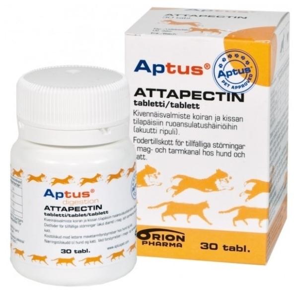 Zobrazit detail výrobku Aptus Attapectin vet 30 tablet
