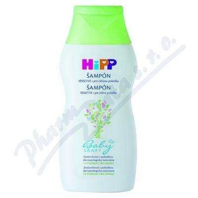 Zobrazit detail výrobku HIPP HiPP BABYSANFT Jemný šampon 200ml