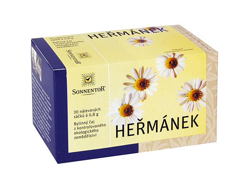 Zobrazit detail výrobku Sonnentor Bio Heřmánek porcovaný 14,4g