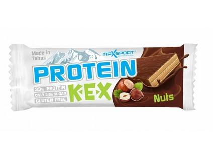 Zobrazit detail výrobku Max sport PROTEIN KEX oříšek 40 g