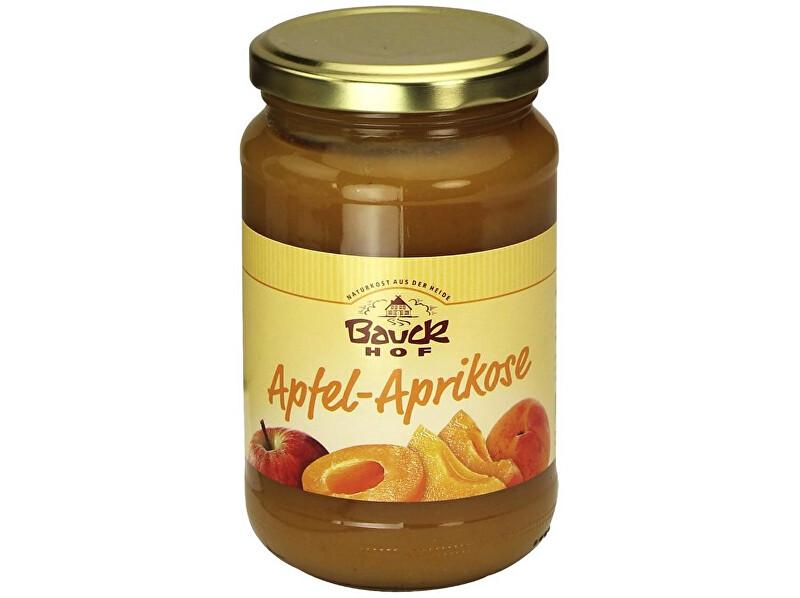 Bauck hof Bio Pyré ovocné jablko meruňka bez cukru 360g