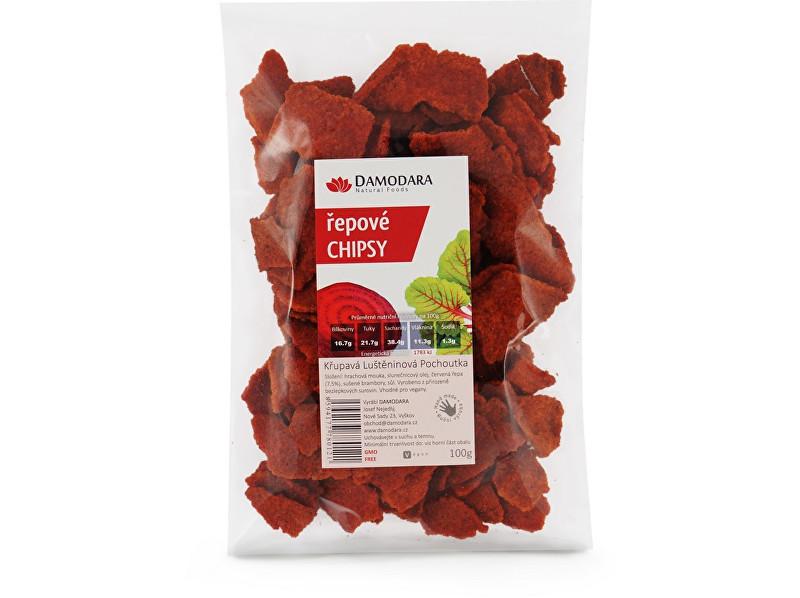 Zobrazit detail výrobku Damodara Řepové chipsy 100g