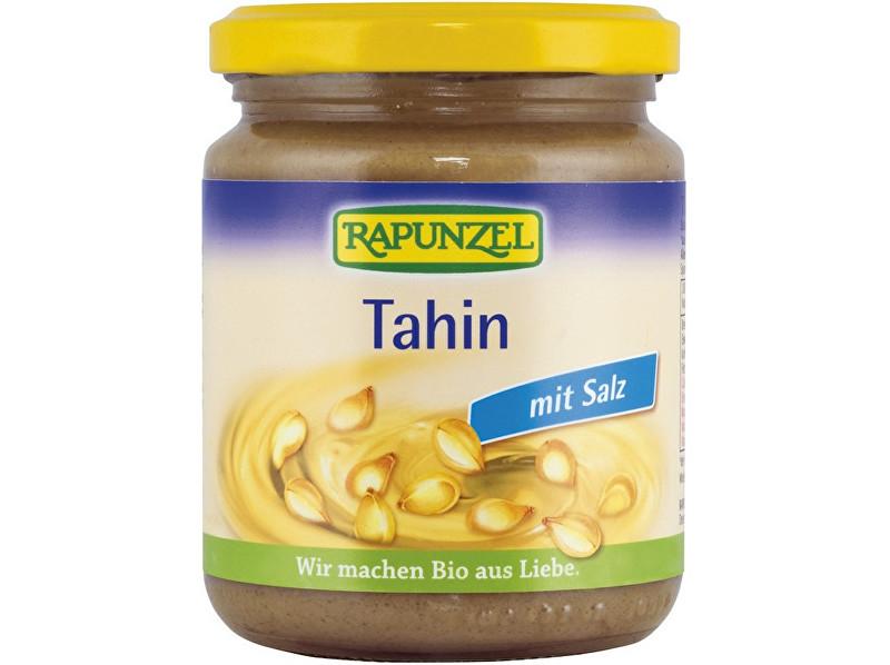 Zobrazit detail výrobku Rapunzel Bio Tahini se solí - sezamová pasta 250g