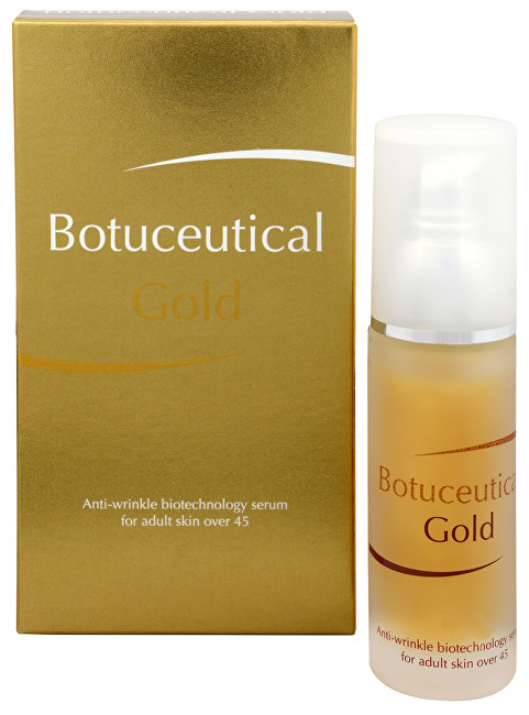 Zobrazit detail výrobku Herb Pharma Botuceutical Gold - biotechnologické sérum proti vráskám na zralou pleť 45+ 30 ml
