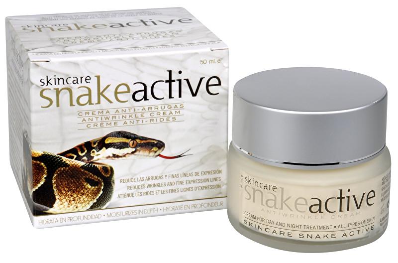 Zobrazit detail výrobku Diet Esthetic Regenerační krém s hadím jedem SnakeActive 50 ml