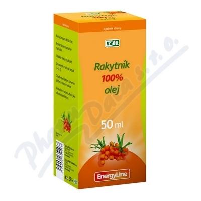 Zobrazit detail výrobku VIRDE SPOL.S R.O. Rakytníkový olej 100% 50ml