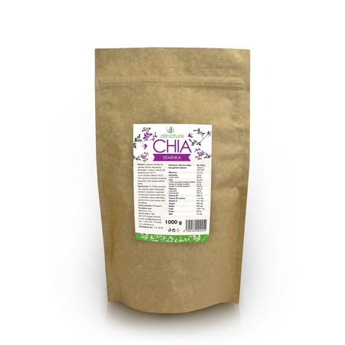 Zobrazit detail výrobku Allnature Chia semínka 200 g