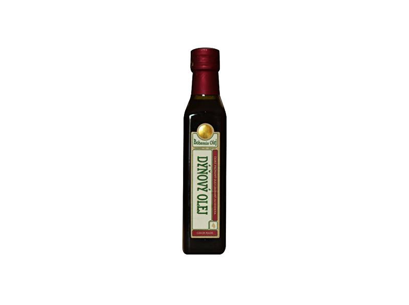 Zobrazit detail výrobku BohemiaOlej Dýňový olej 250ml
