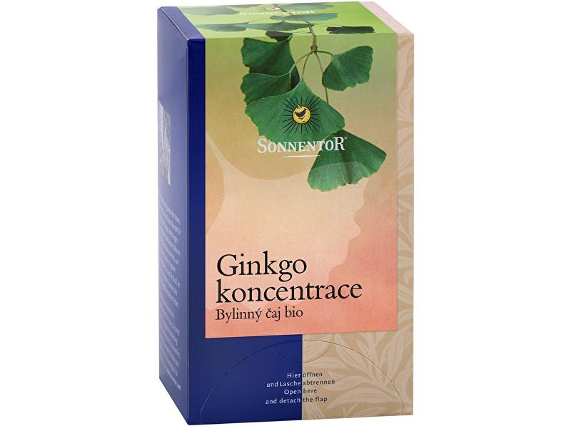 Zobrazit detail výrobku SONNENTOR Ginkgo koncentrace 20 x 1 g