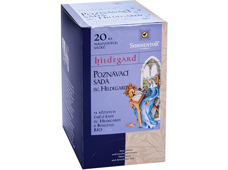 Zobrazit detail výrobku Sonnentor Bio Hildegarda-poznávací sada 28,8g
