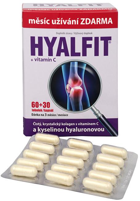 Zobrazit detail výrobku Dacom Pharma Hyalfit 60 tob. + 30 tob. ZDARMA