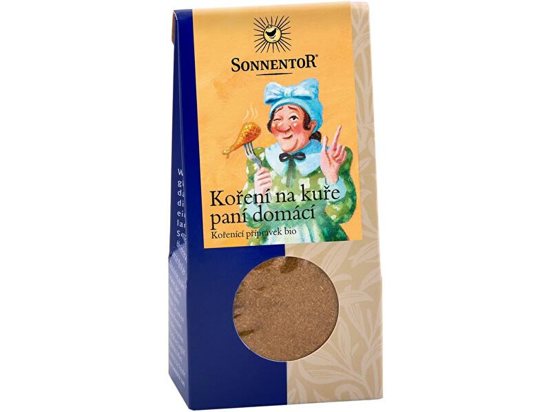 Zobrazit detail výrobku Sonnentor Bio Koření na kuře paní domácí 35g
