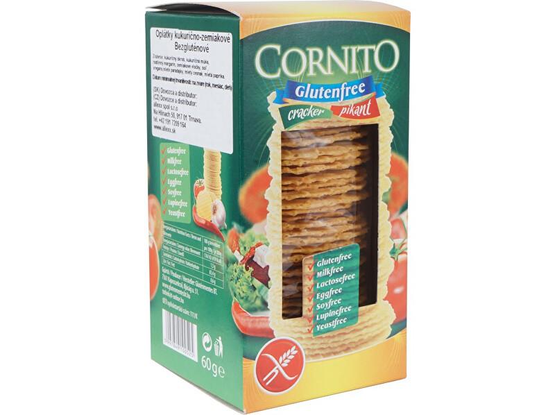 Zobrazit detail výrobku Cornito Krekry pikantní bezlepkové 60g
