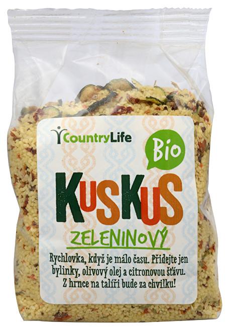 Country Life BIO Kuskus ochucený zeleninový 330 g