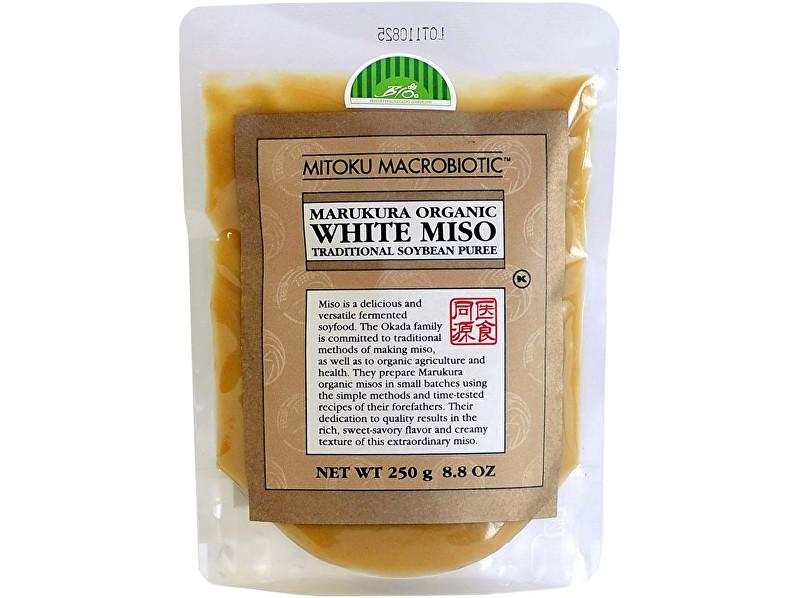 Sunfood Bio Miso sladké biele Makura 250 g