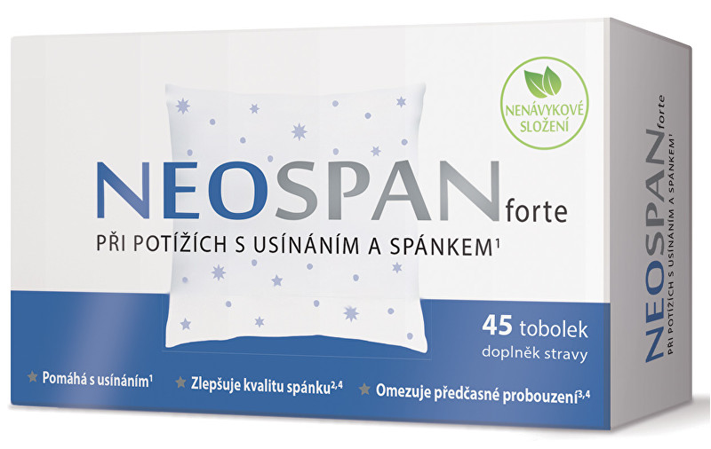 Simply You Neospan Forte 45 tob.