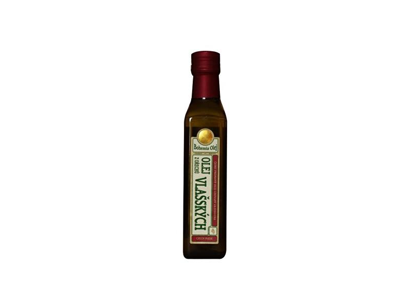 Zobrazit detail výrobku BohemiaOlej Olej z vlašských ořechů 250ml