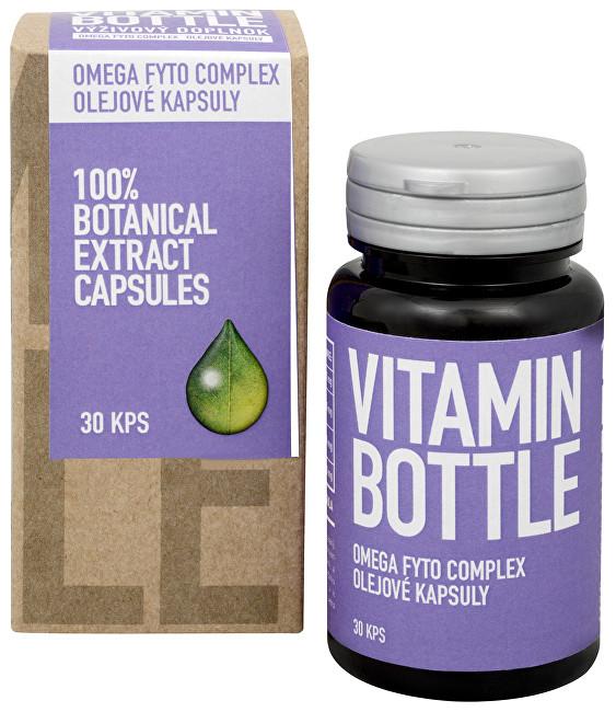 Zobrazit detail výrobku Vitamin-Bottle Omega Fyto Complex 30 kapslí