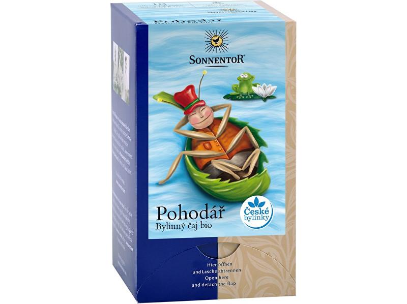 Zobrazit detail výrobku Sonnentor Bio Pohodář bylinný čaj 27g  porc. dvoukomorový