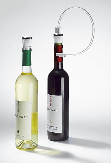 Zobrazit detail výrobku Sada zátek Concept VD-8300 pro vakuování lahví 2 ks