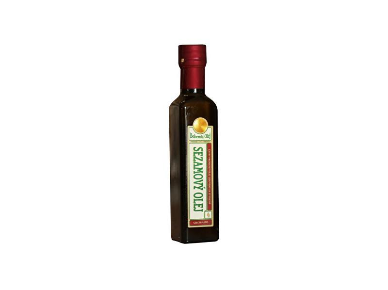 Zobrazit detail výrobku BohemiaOlej Sezamový olej 250ml.
