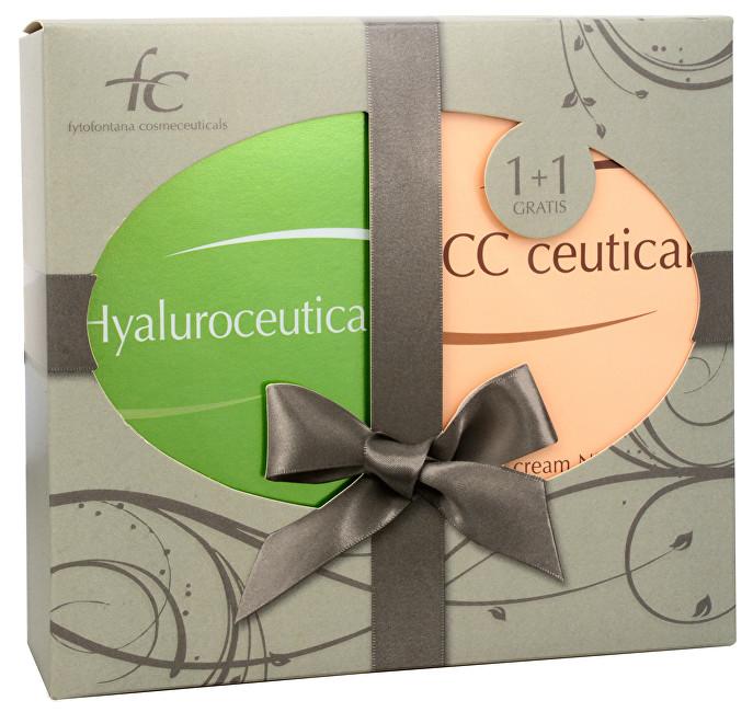 Zobrazit detail výrobku Herb Pharma Hyaluroceutical - hydratační biotechnologická emulze 30 ml + CC krém Night life 30 ml ZDARMA