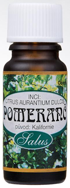 Saloos 100% přírodní esenciální olej pro aromaterapii 10 ml Pomeranč