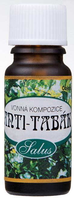 Zobrazit detail výrobku Saloos 100% přírodní esenciální olej pro aromaterapii 10 ml Antitabák