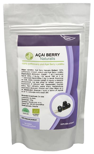 Zobrazit detail výrobku Naturalis Acai Berry Naturalis 100 g