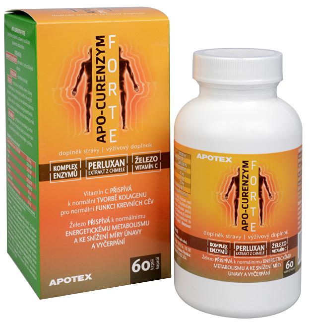 Apotex Apo-Curenzym Forte 60 tob.