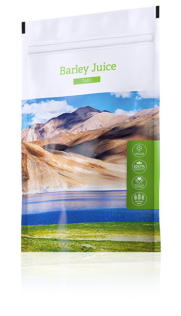 Zobrazit detail výrobku Energy Barley Juice Tabs 200 tbl.