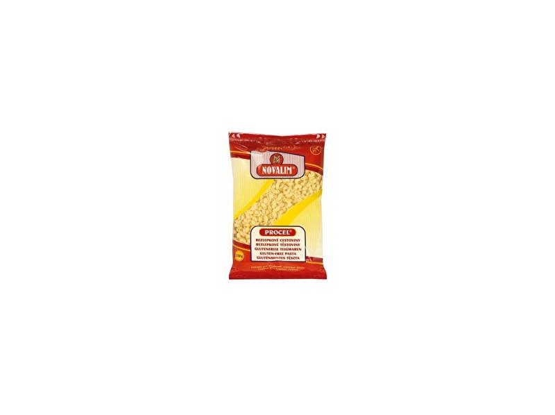 Novalim Bezlepkové těstoviny PROCEL kolínka malá 250g