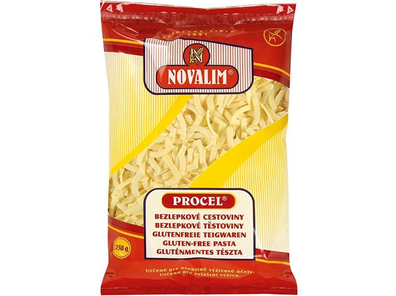 Novalim Bezlepkové těstoviny PROCEL nudle 250g