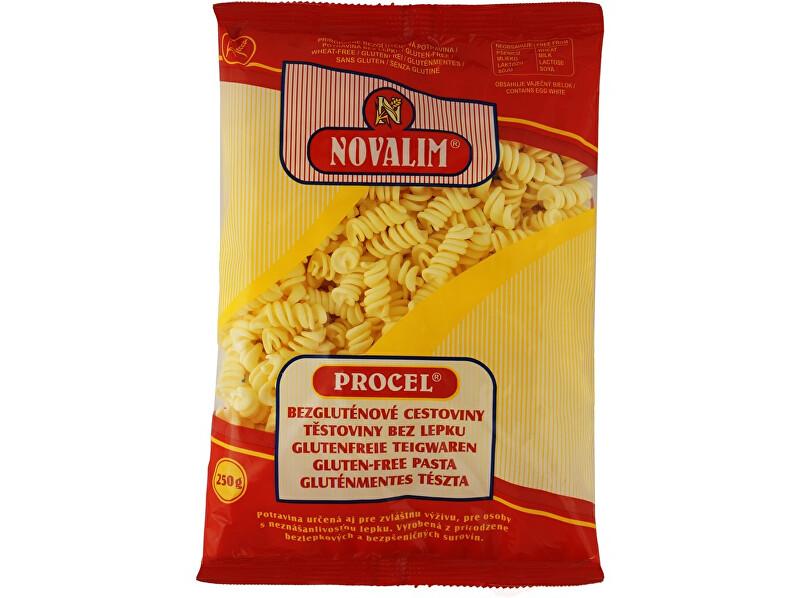 Zobrazit detail výrobku Novalim Bezlepkové těstoviny PROCEL spirály 250g