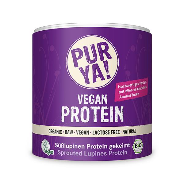 Zobrazit detail výrobku PUR YA! BIO Lupinový protein pro vegany 200 g