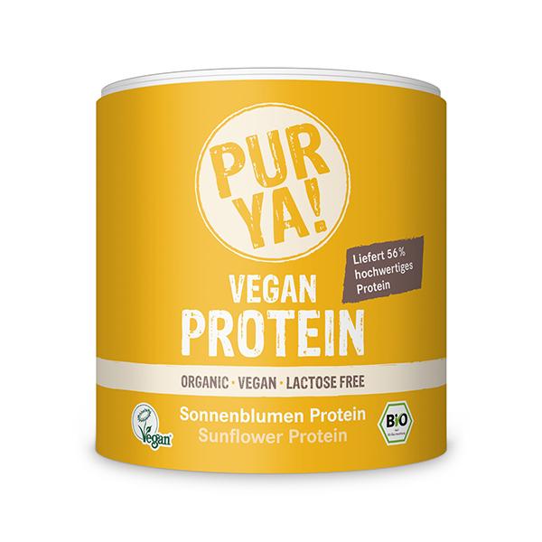 Zobrazit detail výrobku PUR YA! BIO Slunečnicový protein pro vegany 250 g
