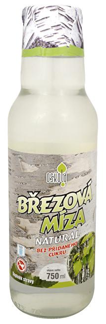 Zobrazit detail výrobku Oskola Březová míza natural bez přidaného cukru 750 ml