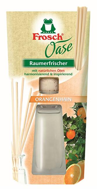 Frosch Bytový parfum Oase Pomarančový háj 90 ml