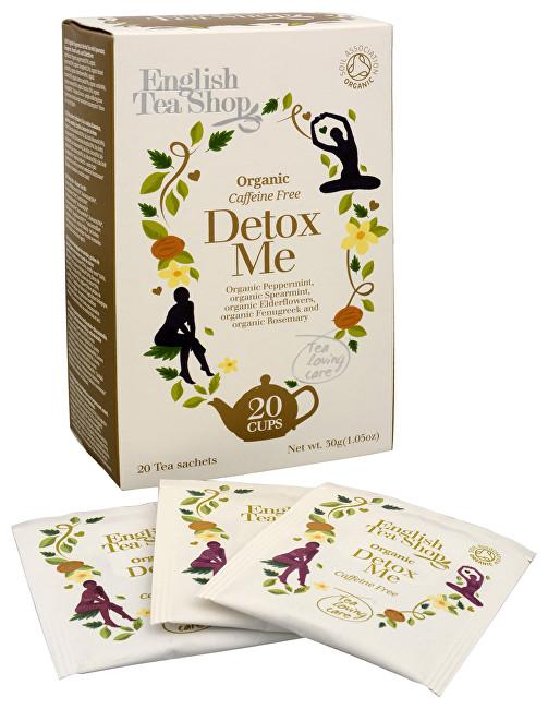 Čaj BIO Detox 20 sáčků
