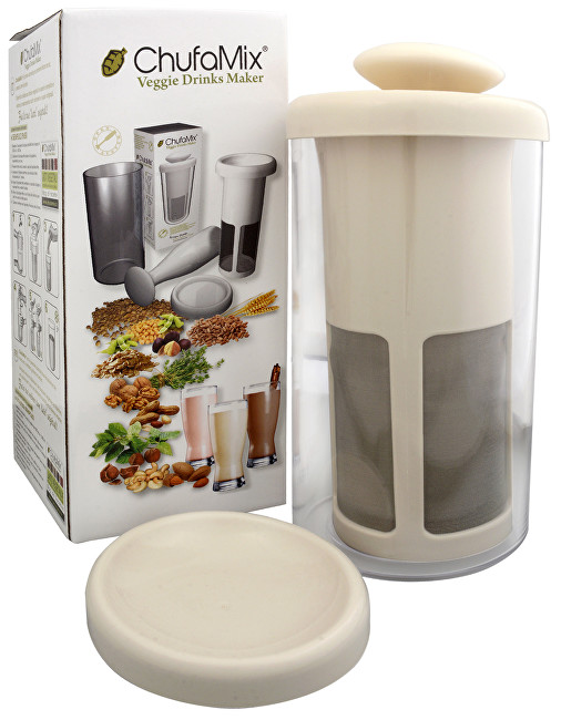 Zobrazit detail výrobku DAR Z PŘÍRODY ChufaMix - sada pro výrobu rostlinného mléka - SLEVA - poškozená krabice