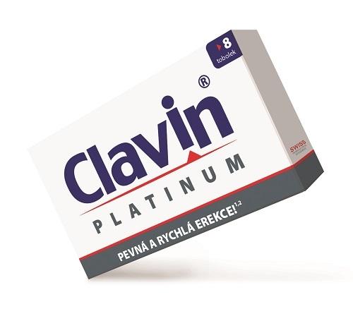 Clavin Platinum 8 tob.