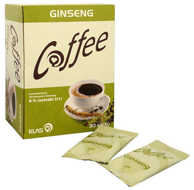 Zobrazit detail výrobku Klas Coffee Ginseng 30 sáčků