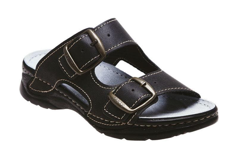 Zobrazit detail výrobku SANTÉ Zdravotní obuv dámská D/10/60/CP černá 37