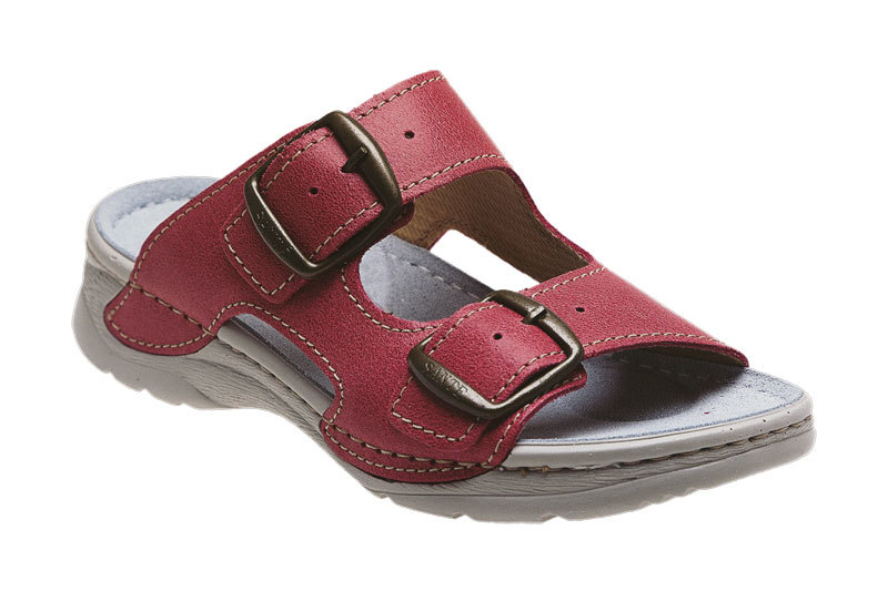 Zobrazit detail výrobku SANTÉ Zdravotní obuv dámská D/10/C30/SP světle červená 38