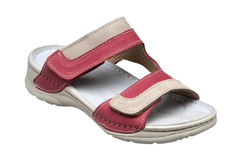 Zobrazit detail výrobku SANTÉ Zdravotní obuv dámská D/12/C30/S12/SP červená 38