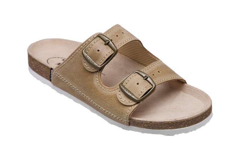 Zobrazit detail výrobku SANTÉ Dámská obuv D/21/29/BP béžová vel. 35