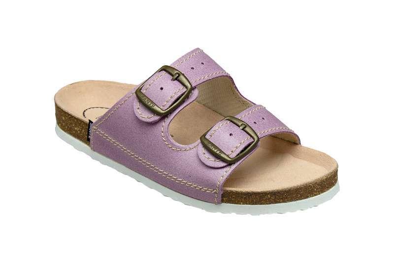SANTÉ Zdravotní obuv dámská D/21/76/BP fialová 35