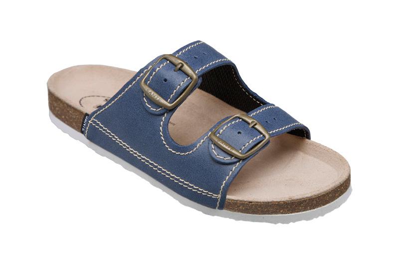 SANTÉ Zdravotní obuv dámská D/21/86/BP modrá 35
