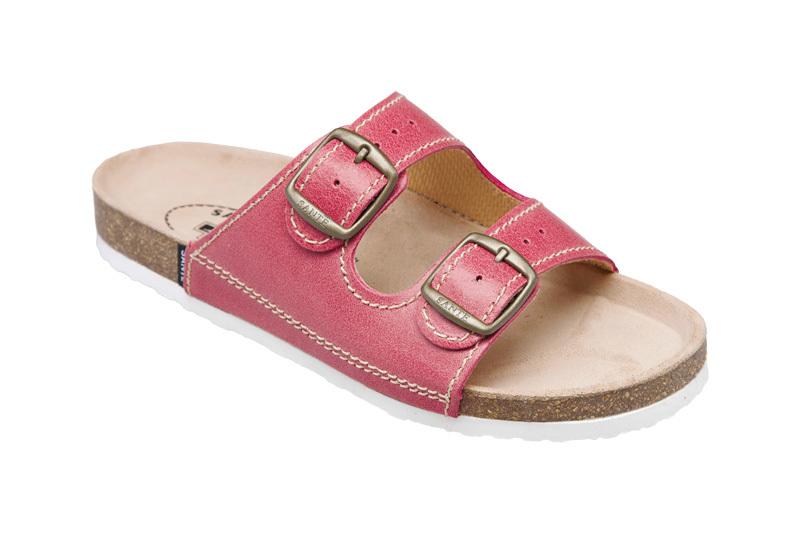 SANTÉ Zdravotní obuv dámská D/21/C30/BP světle červená 35