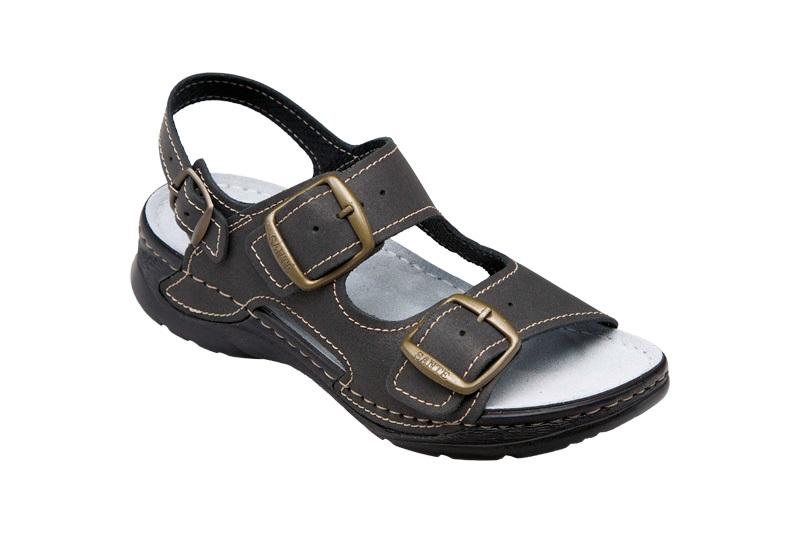 SANTÉ Zdravotní obuv dámská D 5 60 CP černá vel. 37 b74bdfb1e6